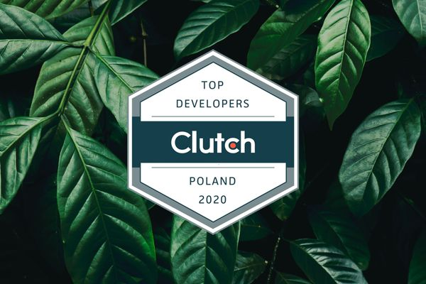 TeaCode Awarded 2020 Top Software Developer in Poland
